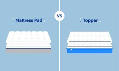 Mattress Pad vs Topper