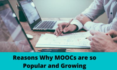 Top 5 Reasons Why Moocs Are So Popular And Growing