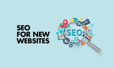 SEO for a brand new website?