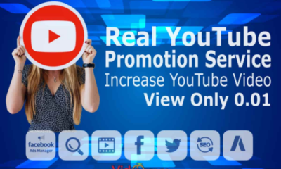 Youtube channel promotion cost