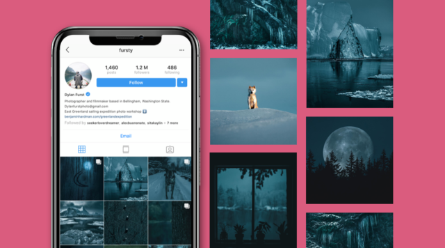 Top Tips for Photographers on Instagram