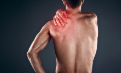 back pain from work