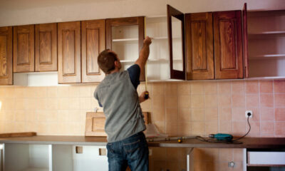 5 Tips for Refinishing Your Cabinets