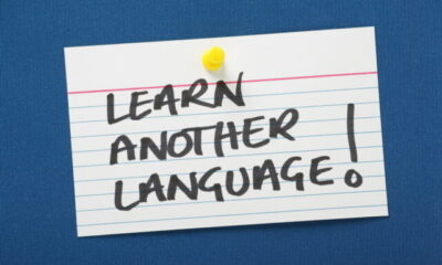 Why You Should Learn a Second Language