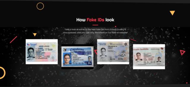 Best Fake id website