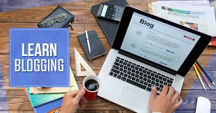Learn From Blogging