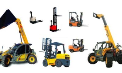 Types of Forklifts and Their Use
