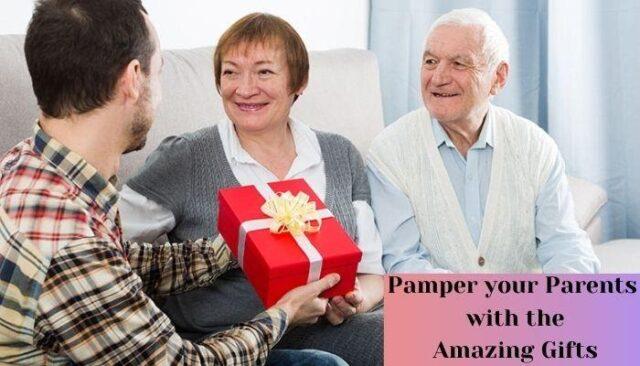 Pamper your Parents