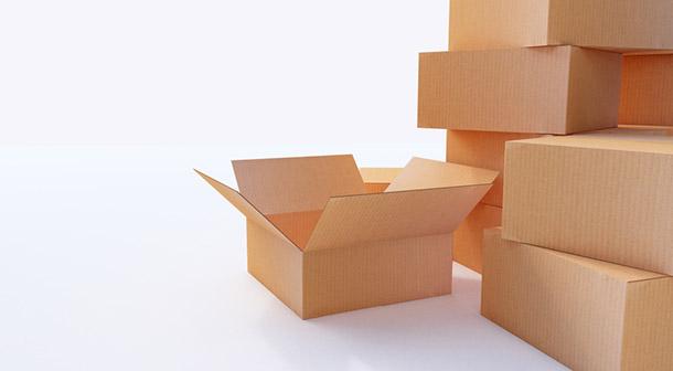 Cardboard Boxes vs. Corrugated Fiberboard