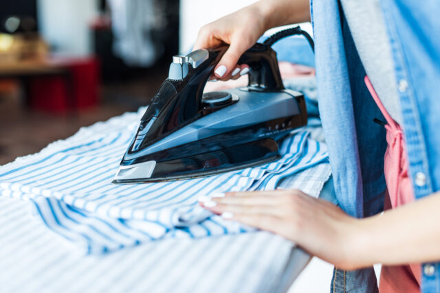 Top 5 Reasons to Iron Your Clothes