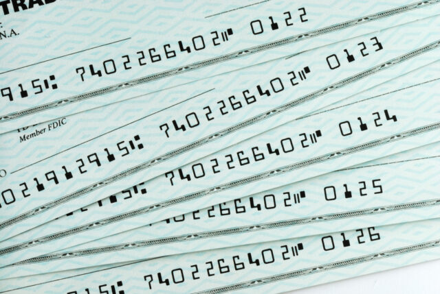 Important Things to Know About Business Checks