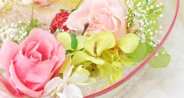 Feelings that you can express with flowers