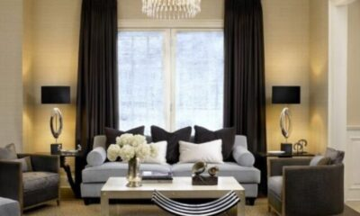 Seven curtain ideas to add richness to your luxury apartment