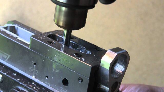Using A Drill Press to Complete An 80% Lower Receiver