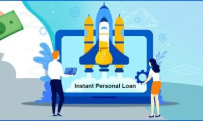 apply for an instant personal loan