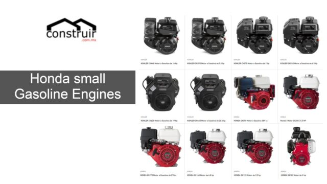 Honda small Gasoline Engines