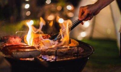 Ten Rules Of Grilling