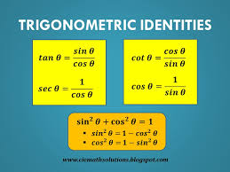 What are basic Trig identities in mathematics?