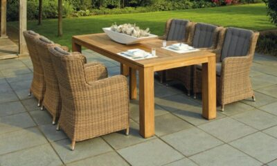 How to Properly Store Outdoor Furniture This Winter