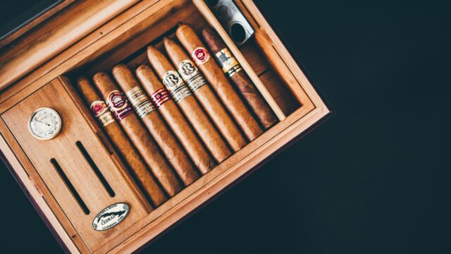 Pairing Guide For Cigars And Alcohol