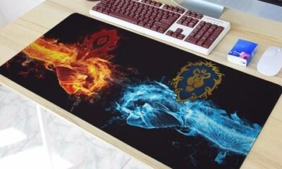 Best Custom wall scrolls Gaming mouse pads