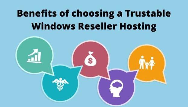 Benefits of Windows Reseller Hosting