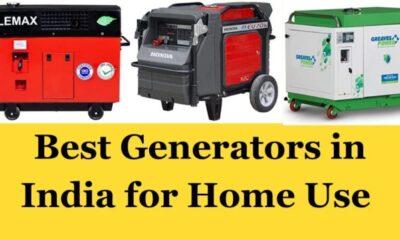 Top 2 generators for home