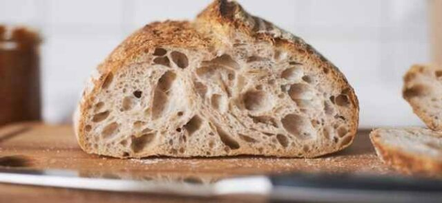 Copy of Simple Sourdough Recipe For Beginner Bakers