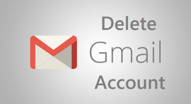 Delete the Gmail account permanently
