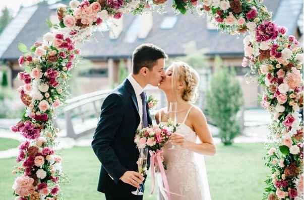 How To Throw A Backyard Wedding