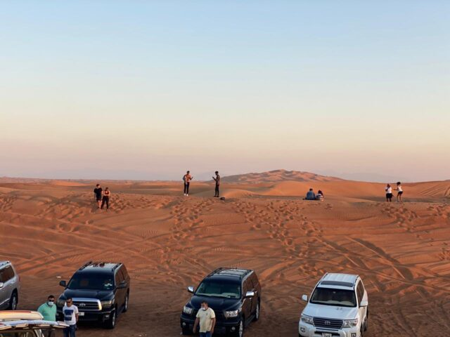 Terms and Conditions (Dubai Desert Safari)