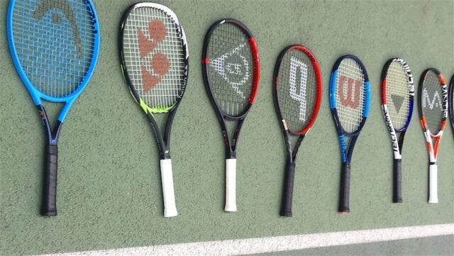 advance level tennis racquets