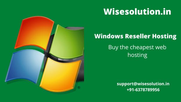 The Best Windows Reseller Hosting Provider in India