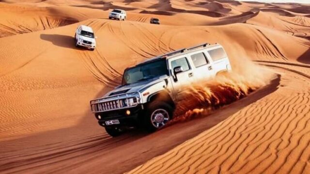 Dubai Desert Safari Confidential Strategy