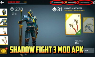 Download shadow fight 3 mod apk by unlimited money
