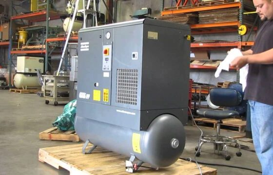 Why Are Noiseless Air Compressors Imperative in Helping Reduce Factory Sound Emissions