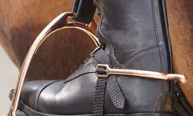 Discover the stirrup and its importance in history