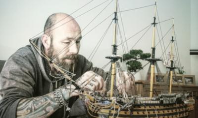 Best HMS Victory Model