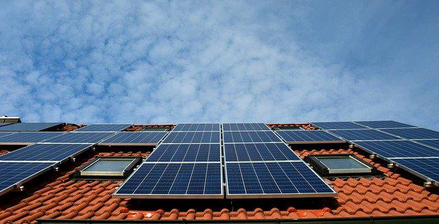 Commercial Solar Panels Installation