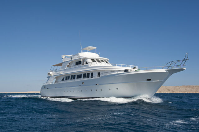 5 Facts to Know When Choosing Insurance for Your Yacht