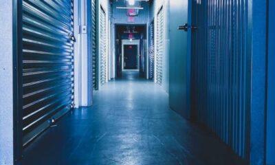 Passive Income Storage Units