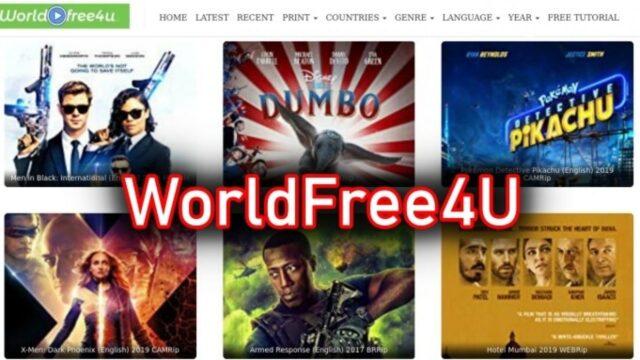 WorldFree4u Review