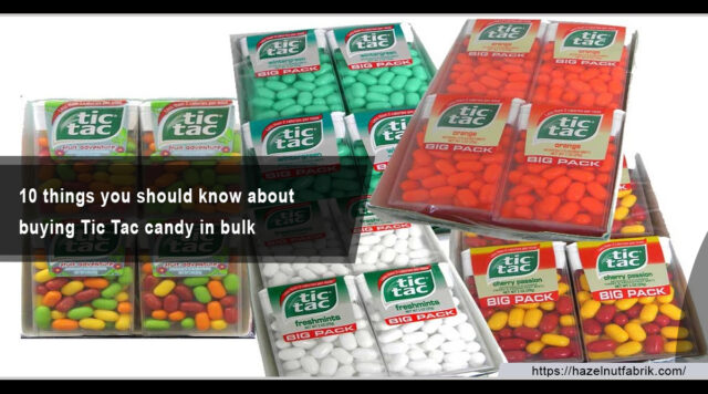 buying Tic Tac candy in bulk