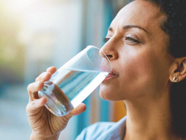 safe water the key to keeping the body healthy