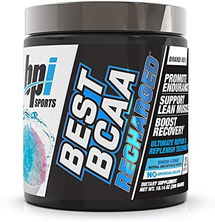 The best way to solve all kinds of muscle problems: BCAA