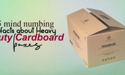 Heavy Duty Cardboard Boxes