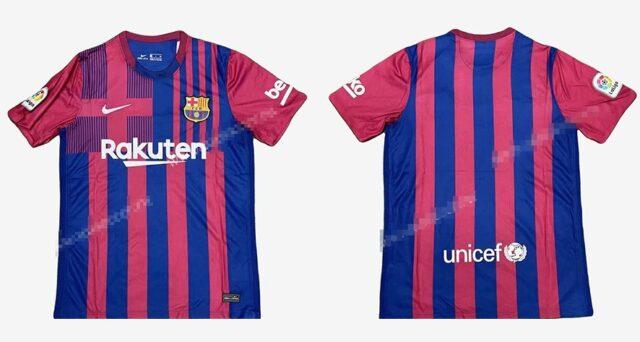 Best Quality Barcelona Jersey