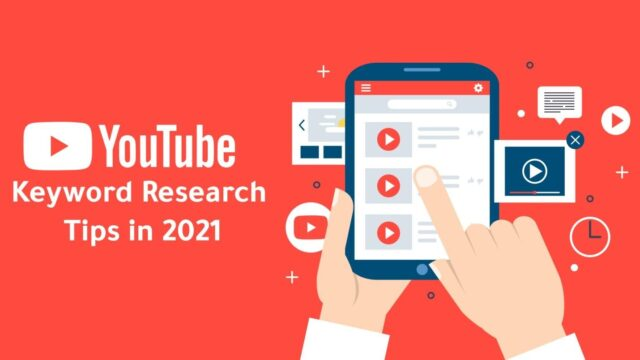 3 keyword research tips for videos recommended by YouTube