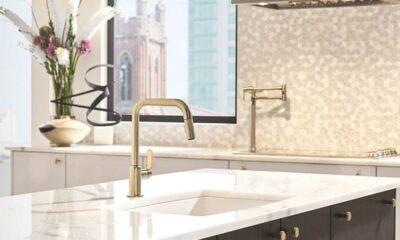 4 Trending Bathroom Faucet Types