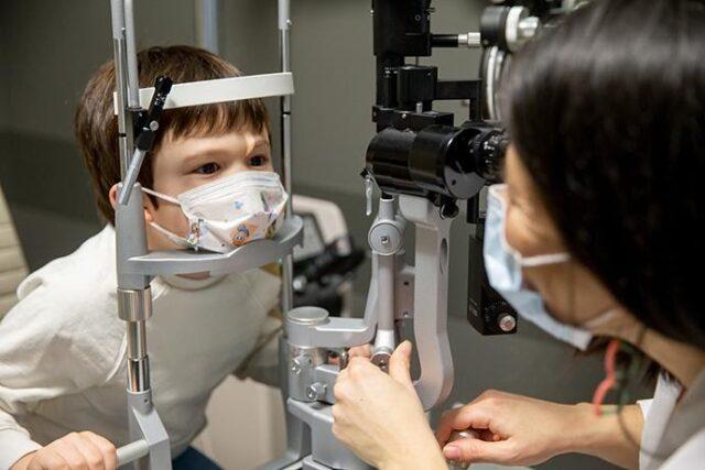 Eyesight facts vs fictions